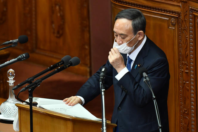 in Japan, the government accused of responding haphazardly and late