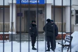 Les appels à la « libération immédiate » de M.Navalny se sont multipliés lundi matin.