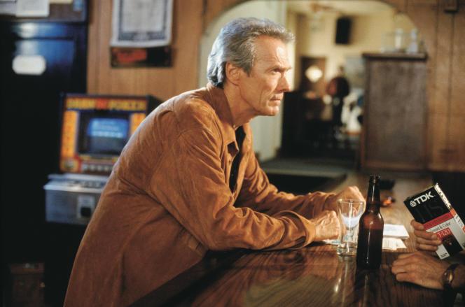 Clint Eastwood incarnant le cambrioleur Luther Whitney dans«Les Pleins Pouvoirs», film américain de 1997.