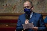 Le député LRM Bruno Questel, le 19 janvier 2021, à l'Assemblée nationale.