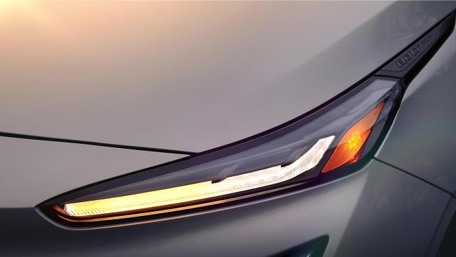 La version entièrement électrique du SUV Bolt EUV de Chevrolet, l'une des marques du groupe automobile américain General Motors, doit sortir à l'été 2021.