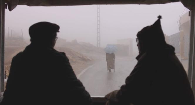 Image extraite du film« A Mansourah, tu nous a séparés», de Dorothée Myriam Kellou.