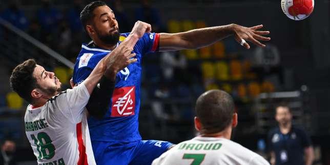 Mondial de handball: les Bleus vainqueurs de l'Algérie sans convaincre