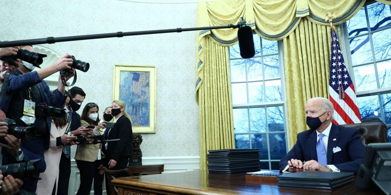 Etats-Unis : en revenant dans l'accord de Paris, Joe Biden parie sur les  bénéfices d'une diplomatie climatique offensive