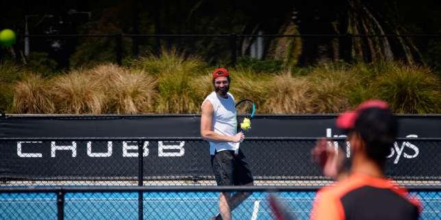 Open d'Australie : la quarantaine imposée aux joueuses et aux joueurs de tennis suscite des tensions