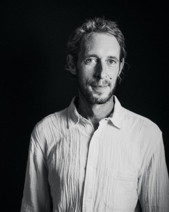 Pierre Gayet, à Paris, le 14 septembre 2020.