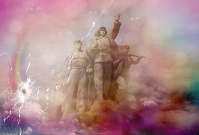 « China Dream-Revolution, Revolution » (2016), de Liu Ren.