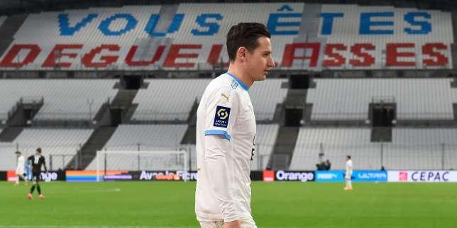 Ligue 1: sans jeu ni résultat, l'Olympique de Marseille dans la crise