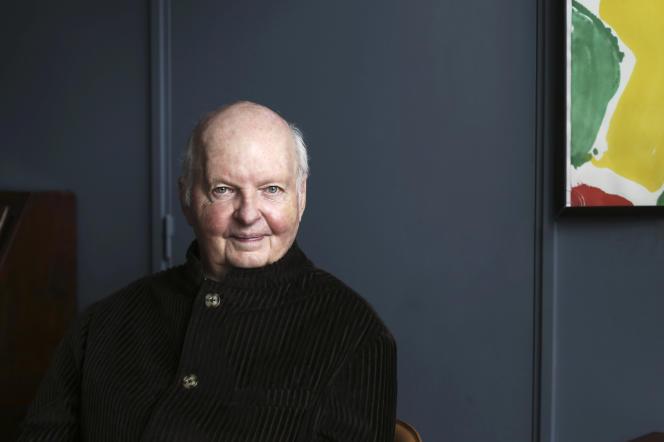 Le professeur Didier Sicard, à Paris, le 20 janvier.