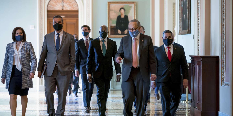 Le procès en destitution de Donald Trump au Sénat commencera la semaine du 8février