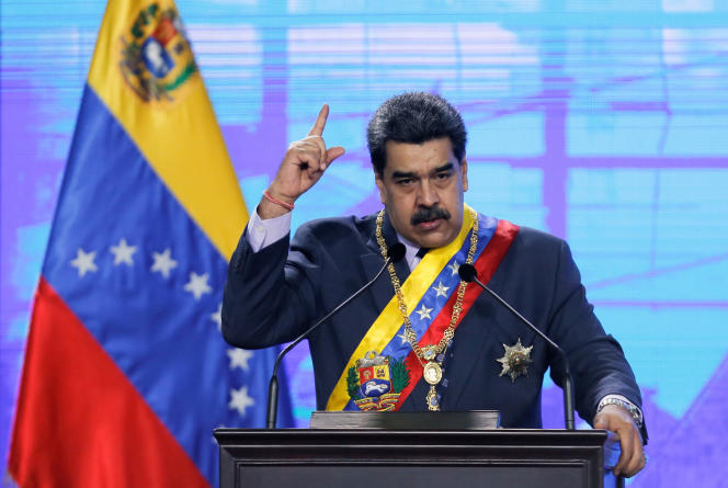 "Nicolas Maduro reaches out to Joe Biden, and calls for ""turning the page"""