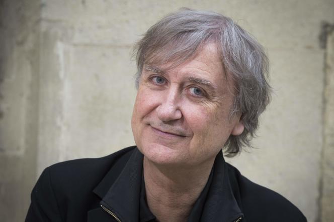 Jean Plantureux, dit Plantu, le 4 mai 2017.