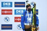 Biathlon: Quentin Fillon Maillet s'offre un podium à l'arraché à Antholz-Anterselva