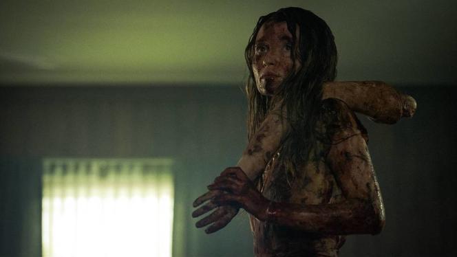 Emily Browning dans «American Gods».
