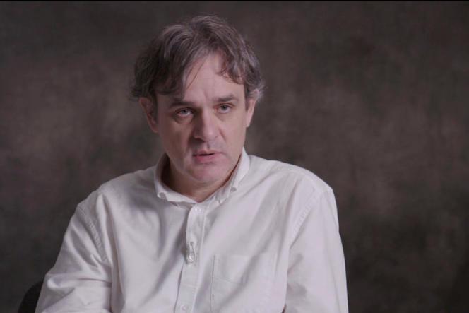 Riss, actuel patron de l'hebdomadaire satirique «Charlie Hebdo».