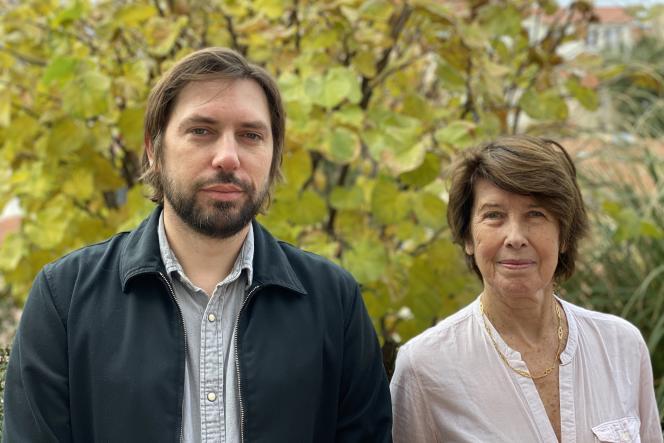 Jean-Laurent Cassely,journaliste, et Monique Dagnaud, directrice de recherches au CNRS.