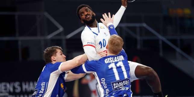 Mondial de handball: la France vient à bout de l'Islande et se rapproche des quarts de finale
