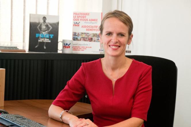 Emmanuelle Bonnet-Oulaldj, coprésidente de la FSGT, se déclare candidate à la présidence du CNOSF.