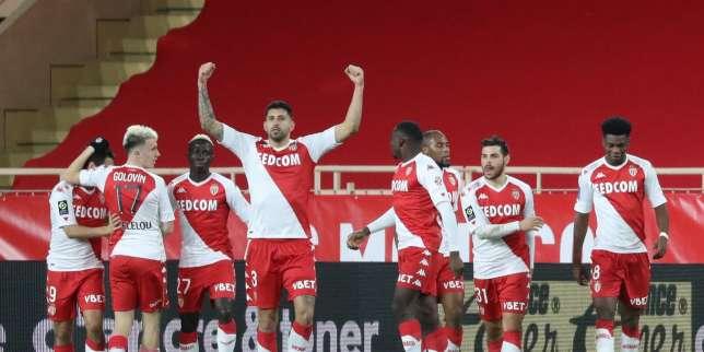 Monaco assomme Marseille malgré les premiers pas de Milik