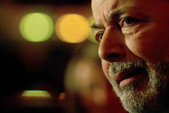 خوان گوزمن در سانتیاگو ، 14 ژوئن 2005