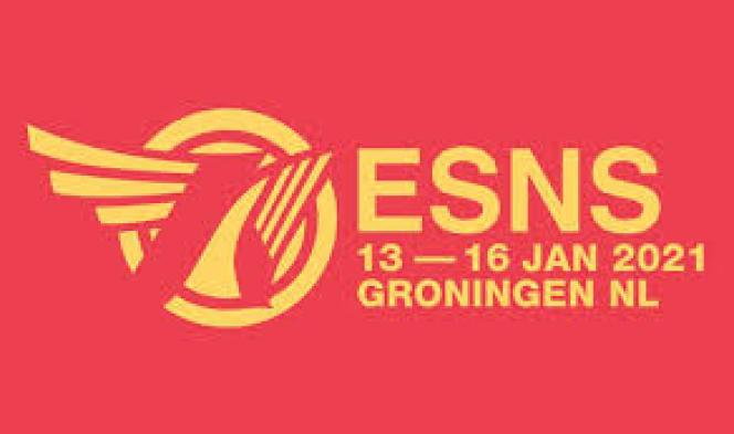 Visuel de l'affiche du festival Eurosonic en 2021.