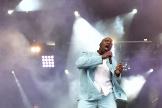 Le rappeur Oxmo Puccino, ici lors d'un concert à Crozon en 2016, sera l'un des invités de cette« Hypernuit».