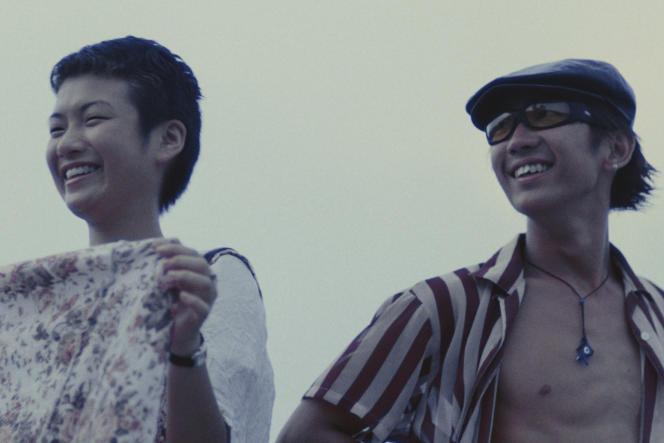 Ah Ping (Neiky Yim) et Mi-Août (Sam Lee) dans «Made in Hong Kong» (1997), deFruit Chan.