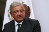 Le président mexicain Andres Manuel Lopez Obrador, le 1er décembre 2020 au palais présidentiel de Mexico.