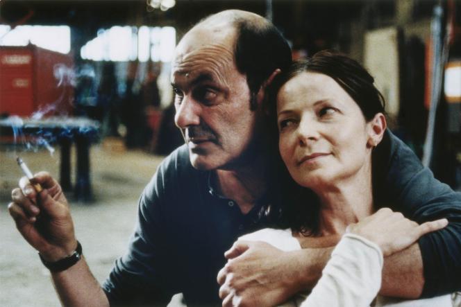 Jean-Pierre Bacri et Dominique Reymond,«Adieu Gary» (2009), deNassim Amaouche.