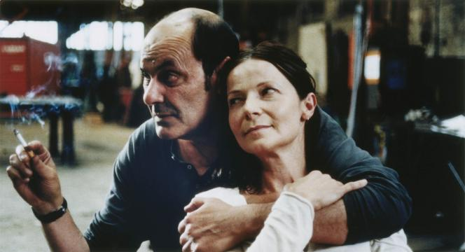 Jean-Pierre Bacri et Dominique Reymond, dans «Adieu Gary» (2009), deNassim Amaouche.