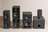 Nos modèles préférés : les PreSonus Eris E3.5 BT, les Mackie CR5-XBT, le Kali LP-6 et les Klipsch ProMedia 2.1 THX.