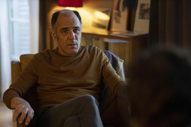 Frédéric Pierrot incarne le psychanalyste Philippe Dayan dans «En thérapie», d'Olivier Nakache et Eric Toledano.