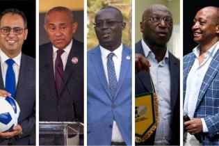 Pots-de-vin, pèlerinage et arbitrage: les coulisses agitées de la campagne pour la présidence du football africain
