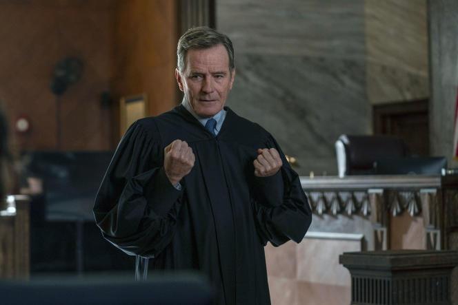 Bryan Cranston incarne le juge Michael Desiato dans la minisérie «Your Honor» (saison 1, épisode 8).