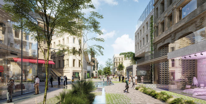 """In Bordeaux, the ecological mayor Pierre Hurmic does not abandon the """"open-air shopping center"""" project"""