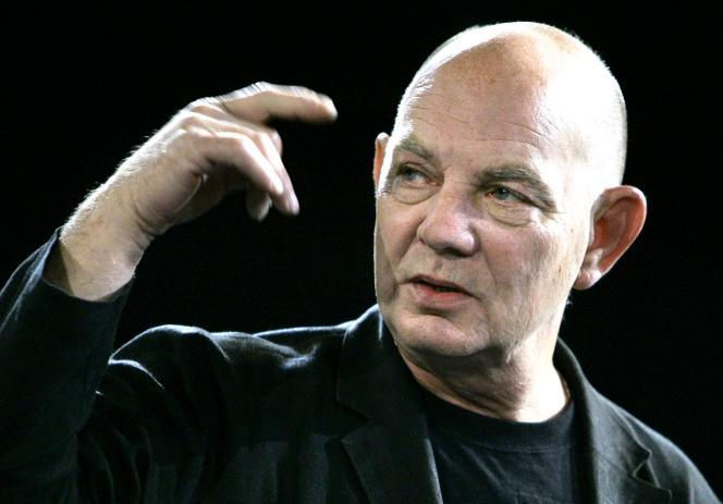 Le réalisateur et dramaturge suédois Lars Noren à Stockholm, le 6 septembre 2006.