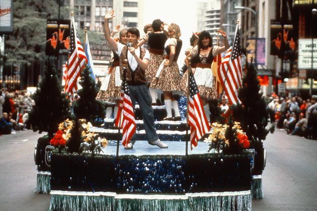 Matthew Broderick dans «La folle journée de Ferris Bueller».