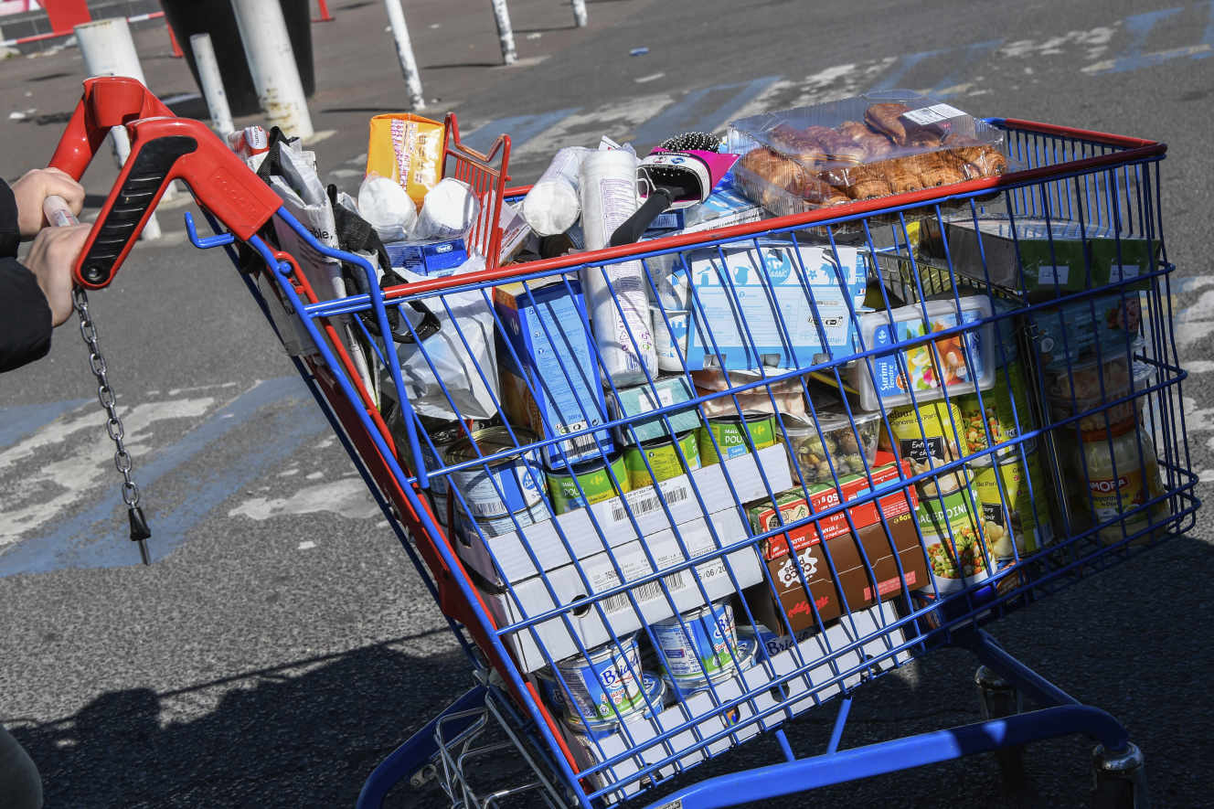 En 2020, les Français se sont fait plaisir… dans les supermarchés