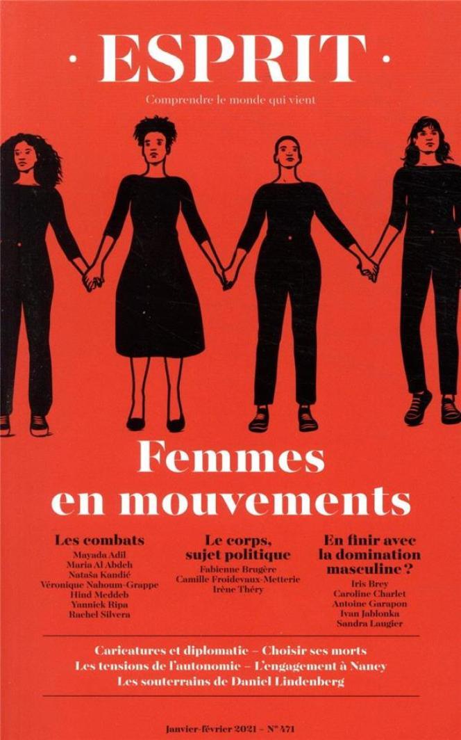 « Femmes en mouvements », revue « Esprit », janvier-février 2021, 272 pages, 22 euros.