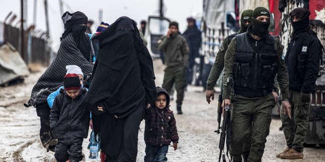 L'organisation Etat islamique en embuscade dans le désert syrien