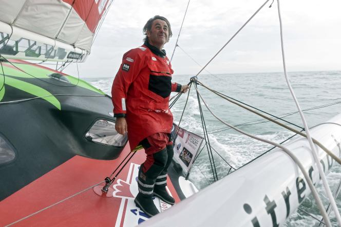 Yannick Bestaven winner of the Vendée Globe 2020 at the end of an unprecedented and breathtaking final