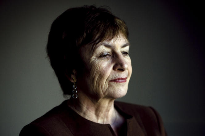 Eva Coutaz, ancienne directrice d'Harmonia Mundi.