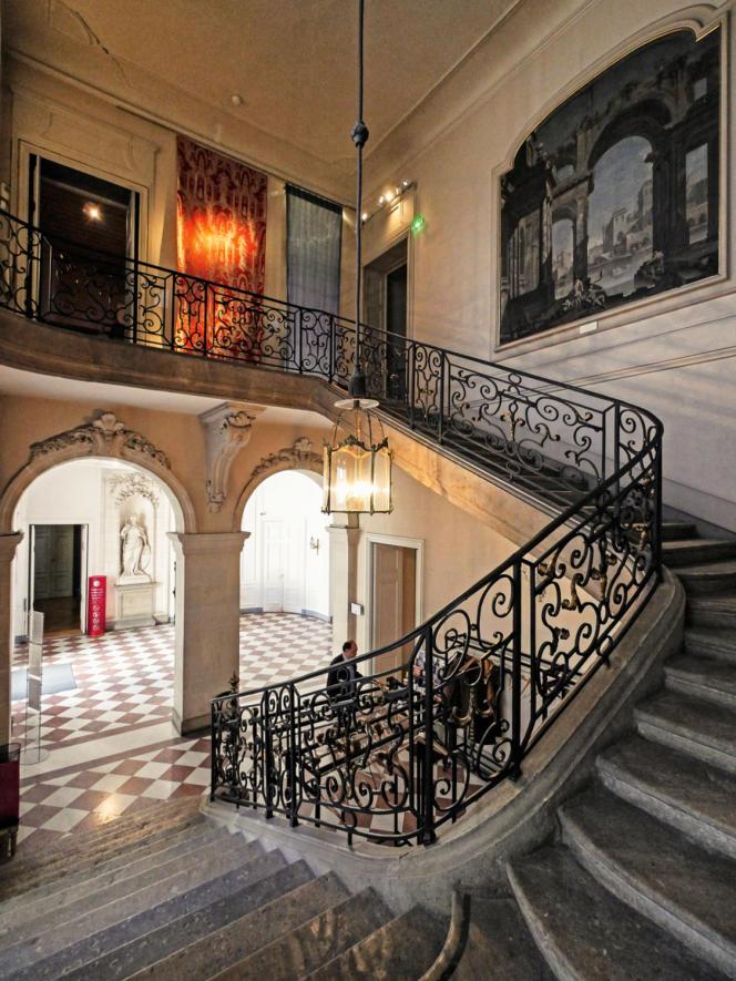 Le coût du nouveau Musée des tissus selon le projet de l'architecte Rudy Ricciotti devraitatteindre de 50 à 60 millions d'euros. Ici, en 2016.