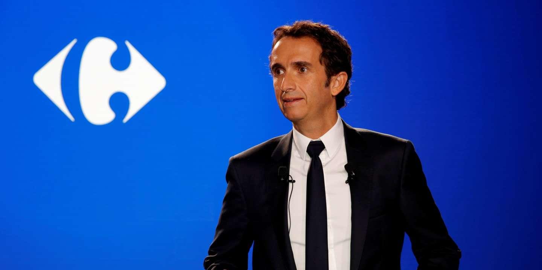 Entre bons résultats et attentes des salariés, le grand écart de Carrefour - Le Monde
