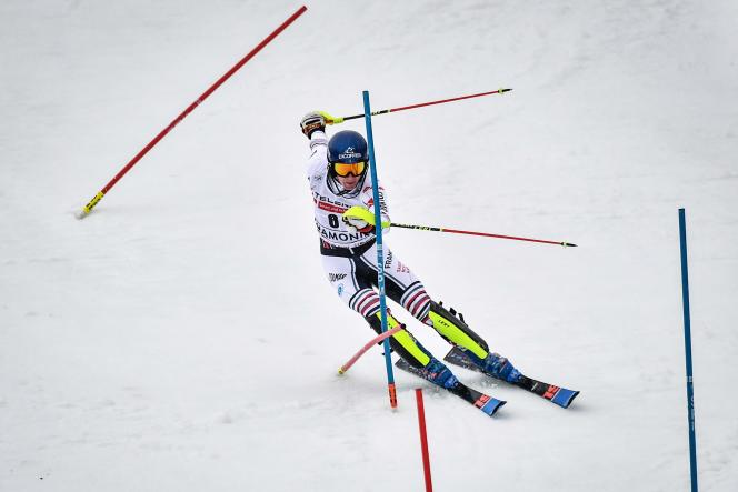 one year later, Clément Noël tastes victory again in Chamonix