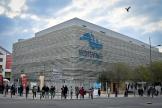 L'institut hospitalo-universitaire (IHU) Méditerranée Infection, à Marseille, le 23mars2020.