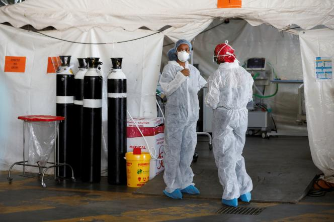 the battle for access to vaccines in developing countries is also being played out at the WTO