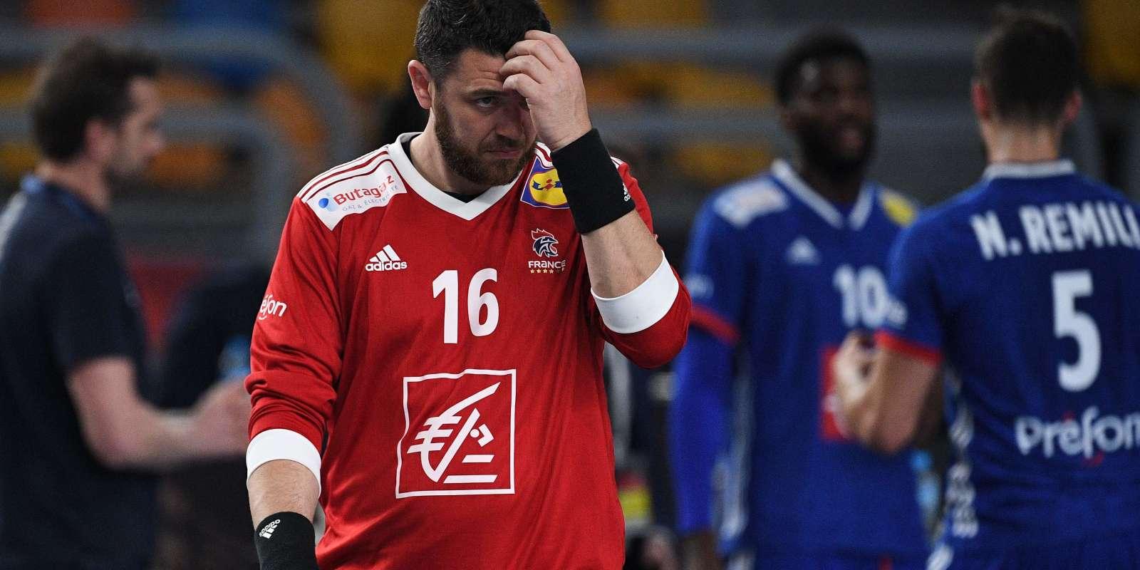 Yann Genty et ses coéquipiers ont échoué dans leur quête du bronze face à l'Espagne, au Mondial égyptien, dimanche 31 janvier.