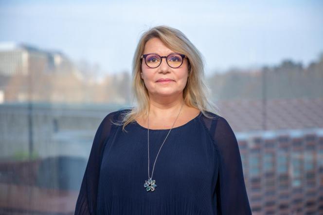 Christelle Ratignier-Carbonneil, au siège de l'ANSM, en décembre 2020.