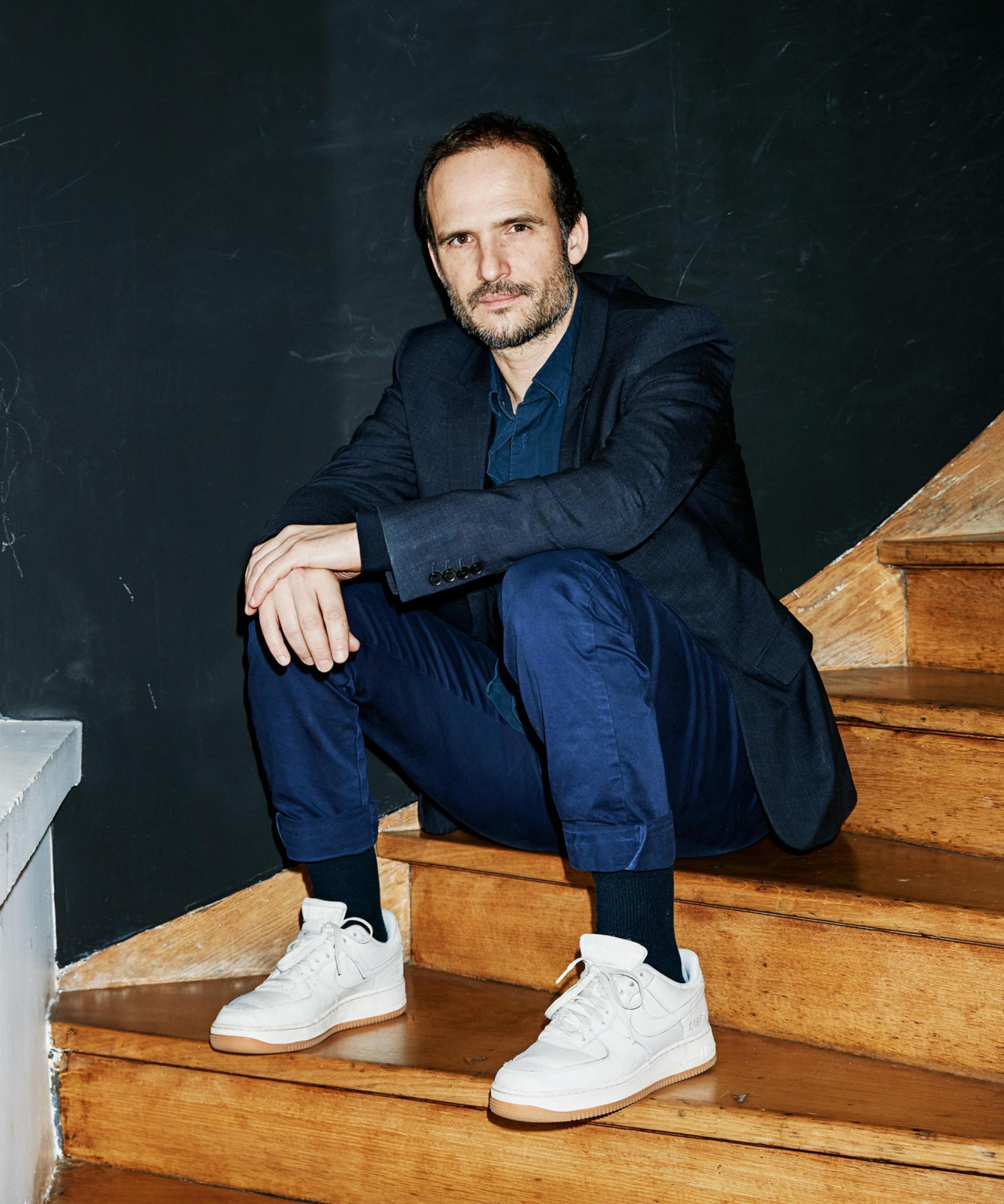 Le cinéaste et médecin Thomas Lilti, le 21janvier 2021, à Paris.